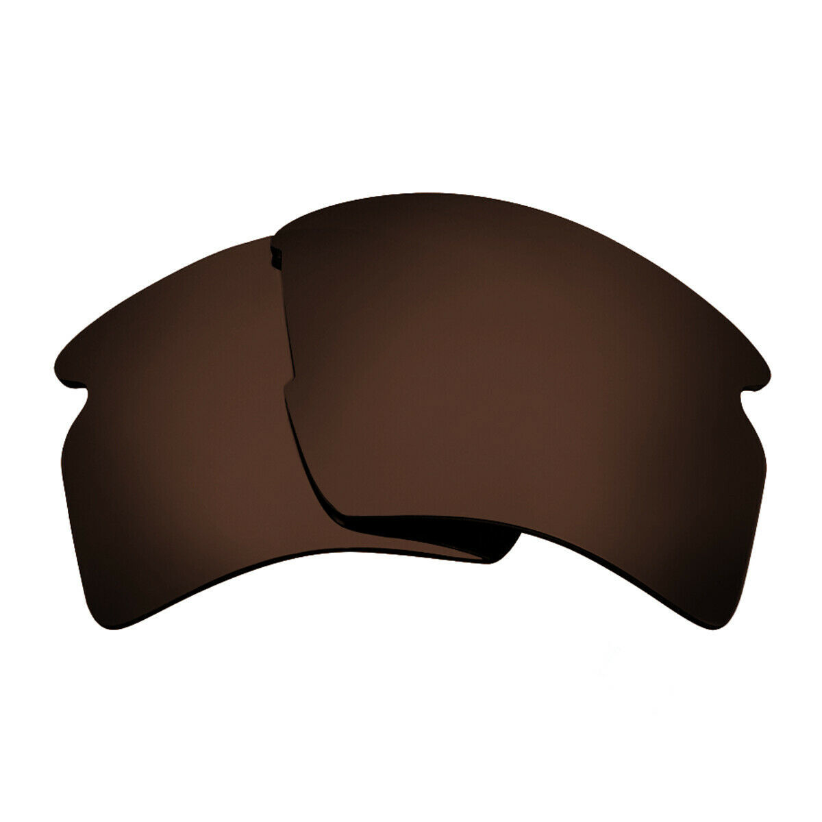 Primary image for Polarized Replacement Lenses for-Oakley Flak 2.0 XL Sunglass Anti-Scratch Brown