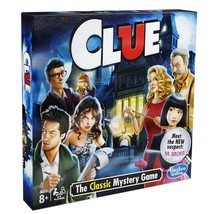Hasbro 2009 CLUE Carnival The Case of the Missing Prizes Board Game for ... - $18.65