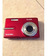 Kodak EasyShare M1073 IS 10.2 MP Digital Camera - Candy Apple Red - $19.97