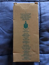 """New Partylite K0618 Spiced Vanilla Ivory Scented  3"""" x 6"""" Square Pillar ... - $14.84"""