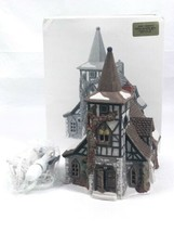 "Dept 56 Dickens Village Series ""Old Michael Church"" Heritage Village Col... - $19.59"