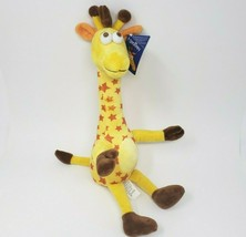 NEW 2017 TOYS R US STORE MASCOT GEOFFREY THE GIRAFFE STUFFED ANIMAL PLUS... - $36.47