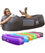 Wekapo Inflatable Lounger Air Sofa Hammock-Portable,Water Proof& Anti-Ai... - $66.15