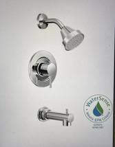 MOEN Align Single-Handle Posi-Temp Tub & Shower Faucet Trim Kit  Chrome T2193EP - $96.79