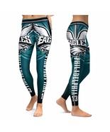 PHILADELPHIA EAGLES Leggings #13 - Higher Quality -  NFL Fan Gear Gift Idea - $35.00