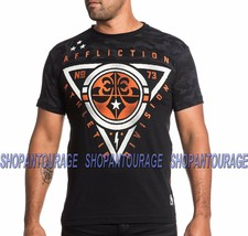 Affliction Athletic Division AS15766 New Short Sleeve Sport T-shirt Top ... - $44.45