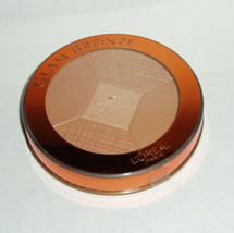 L'oreal Glam Bronze Sunkissed Palette Terres De Soleil Shimmering Bronzer 16g - $9.42