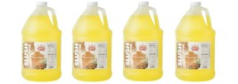Carnival King 1 Gallon Pina Colada Slushy Syrup - 4/Case Free S&H USA - $74.00