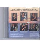 Live Fron St.Thomas U.S.V.I. - A Tribute To Rev. Dr Nartin Luther King Jr. - $9.75