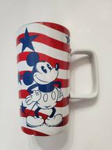 NWT American Legend Disney Mickey Stars Stripes Mug  - $24.74