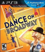 Dance on Broadway (Sony PlayStation 3, 2011) - $3.66