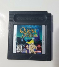 Quest for Camelot - Nintendo Game Boy GB 1999 Video Game Cartridge - $3.91