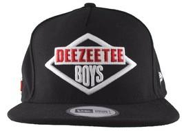 Dissizit! Hombre Negro NEW ERA Deezeetee Niños Hip Hop Snapback Béisbol Hat Nwt