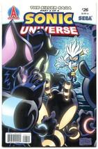 Sonic Universe #26 2011- Archie Comics- Sega NM- - £21.33 GBP