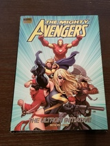Mighty Avengers: The Ultron Initiative Hardcover - $4.00