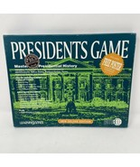 Presidents Game New Deluxe Edition 1993 By Learning Games - $4.94