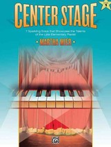 Center Stage, Book 1: 7 Sparking Solos That Showcase the Talents of the ... - $5.99