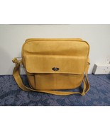 Vtg Suitcase Overnight Bag Royal Traveller Medalist Train Case Travel Lo... - $34.68
