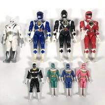 Bandai Lot Of 8 Power Ranger Mixed Figurines - $23.09