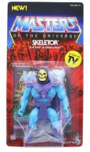 Masters of The Universe Vintage Skeletor Action Figure Standard (a) O21 - $148.49