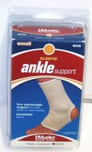 Mueller 962SM Elastic Ankle Support Size Small Color White - $9.49