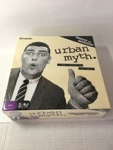 URBAN MYTH Board Game from Imagination Updated and Improved Edition New Sealed - $45.06