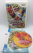 Wario Land: Shake It (Nintendo Wii, 2008) - CIB Complete, Tested And Wor... - $23.36