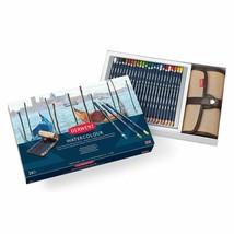 Derwent Watercolour Pencils Professional Quality, Multi-Colour, 24 Wrap Set - $49.94
