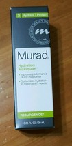 Murad Resurgence Hydration Maximizer 0.66 fl oz / 20 ml Moisturizer Enhancer NEW - $43.55