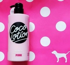 Victoria's Secret PINK Coco Lotion Coconut Oil VS Hydrating Body Lotion NEW - $14.85