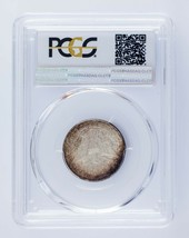 1909-D 25C Barber Quarter Graded by PCGS as AU-58! Gorgeous Silver Coin! image 2