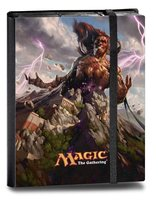 Magic The Gathering MTG Ultra Pro Born Of Gods Binder Holds 360 Cards BR... - $49.95