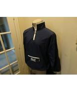 Vtg Everlast BOXING GLOVE ZIPPER Lightweight Nylon 1/4 zip PO Jacket Adu... - $34.60