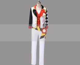 Customize Twisted Wonderland Heartslabyul Cater Diamond Cosplay Costume - $140.00