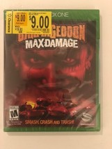 Carmageddon: Max Damage Xbox One Brand NEW Sealed - $17.99