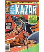 Ka-Zar Lord of the Hidden Jungle Comic Book #17 Marvel Comics 1976 VERY ... - $4.99