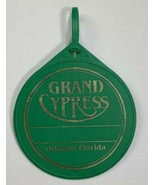 VTG Old Grand Cypress Golf Resort Club Orlando, Florida Plastic Golf Bag... - $19.59