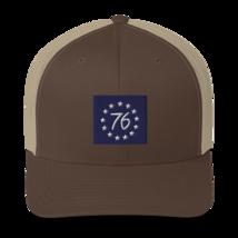 Betsy Ross hat / betsy Ross Trucker Cap image 5