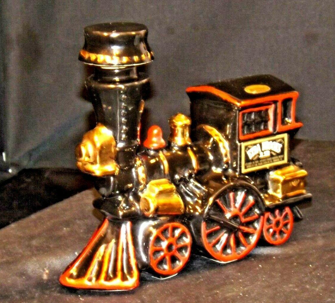 Ezra Brooks Decanter Train 1960 AA19-1549 Vintage