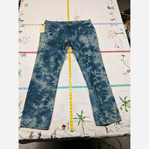 Robins Jeans Men's Designer NWT $767 Denim, Bleach Motorcycle Silverado ... - $197.84