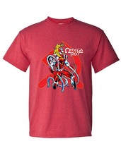 Omega Red t shirt marvel comics villain Weapon X graphic tee cotton Bronze Age image 1