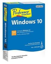 Professor Teaches Windows 10 - $16.07