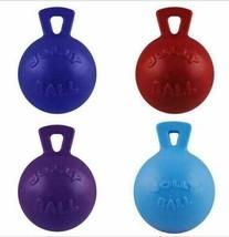 Jolly Pets Tug-n-Toss - Heavy Duty Chew Ball W/Handle For Dogs - $23.99+
