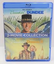 Crocodile Dundee / Crocodile Dundee II (Blu-ray)