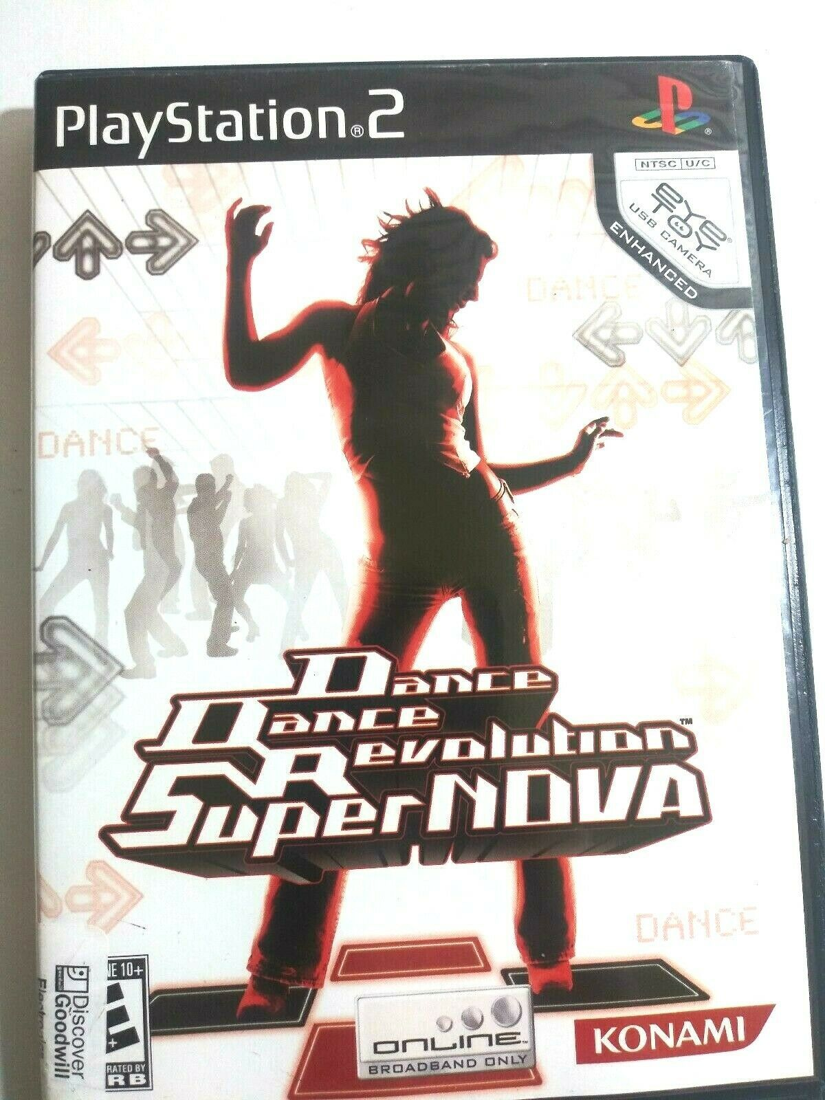 Dance Dance Revolution Super Nova Sony PlayStation 2, 2006