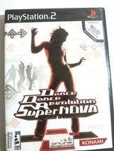 Dance Dance Revolution Super Nova Sony PlayStation 2, 2006 image 1