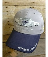 Ghost Squadron Hat Commemorative Air Force Cap Pin Up Girl Bomber Command  - $33.85