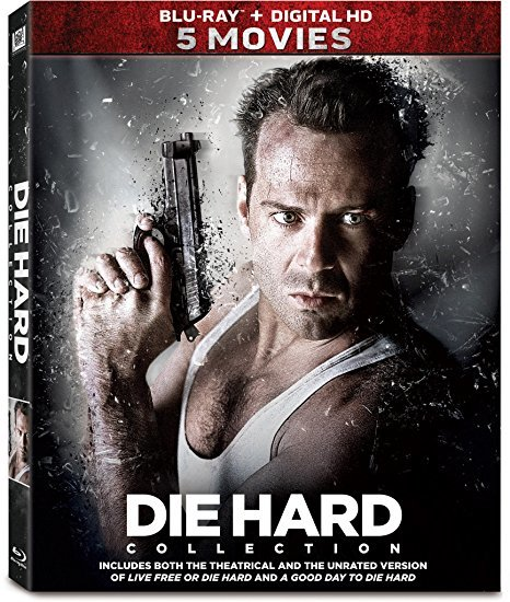 Die Hard 5-Movie Collection [Blu-ray + Digital]