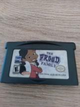 Nintendo Game Boy Advance GBA The Proud Family image 2