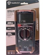 Southwire 7-Function Digital 600-Volt Multimeter (Battery Included) - $18.81